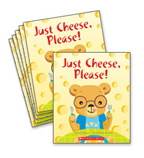 Guided Reading Set: Level H – Just Cheese, Please!
