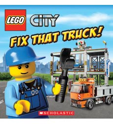 LEGO® City: Fix That Truck!