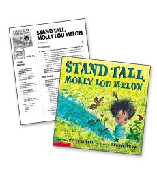 Stand Tall, Molly Lou Melon - Literacy Fun Pack Express