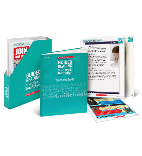 Guided Reading Short Reads Level J