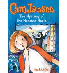 Cam Jansen Mysteries: The Mystery of the Monster Movie