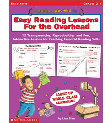 Overhead Teaching Kit: Easy Reading Lessons For the Overhead