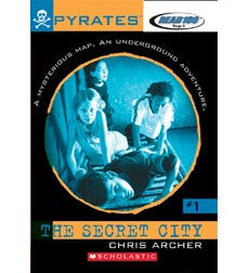 Pyrates: The Secret City