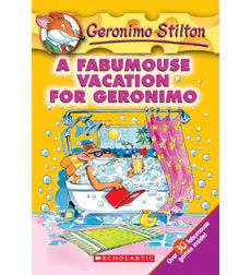 Geronimo Stilton: A Fabumouse Vacation for Geronimo