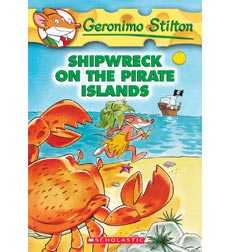 Geronimo Stilton: Shipwreck on the Pirate Islands
