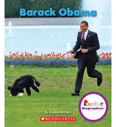 Rookie Biographies®: Barack Obama