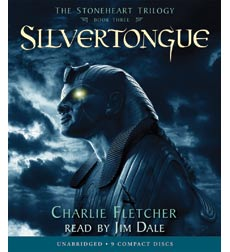 Stoneheart Trilogy, The Book Three: Silvertongue 9780545033213