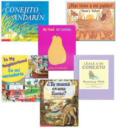Early Literacy Select: Ages 18-24 Months (Spanish)