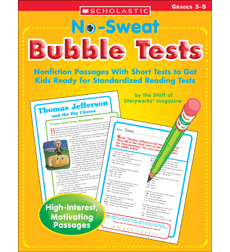 No Sweat Bubble Tests