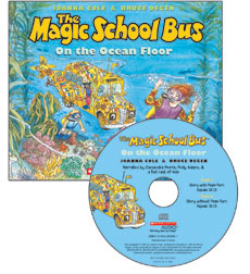 Magic School Bus on the Ocean Floor, The