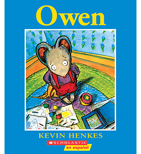 Owen (Spanish) - Big Book Unit with Audio CD