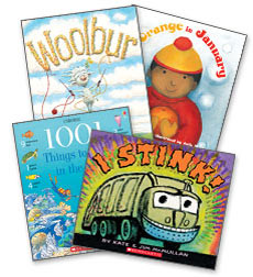 Best Sellers Take Home Book Pack Fiction and Nonfiction Grade 1