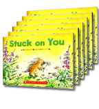 Guided Reading Set: Level F – Stuck on You