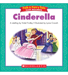 Folk & Fairy Tale Easy Readers: Cinderella