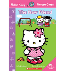 Hello Kitty Picture Clue Reader: The New Friend