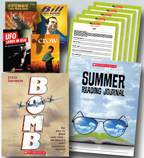 My Books Summer Grade 8 Nonfiction Focus (5 Books)