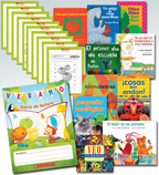 Summer Reading Spanish Fiction & Nonfiction PreK (10 Books)