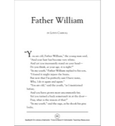 Father William - A Poem by Lewis Carroll (Tone & Mood): Spotlight On Literary Elements