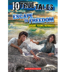 a escape to freedom Escape to freedom [leon rubinstein] on amazoncom free shipping on qualifying offers as a ten-year-old child, leon rubinstein fled germany with his parents in.