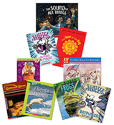 Guided Reading Level Pack Complete—Q
