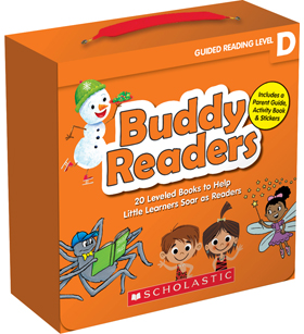 Buddy Readers: Level D (Parent Pack)