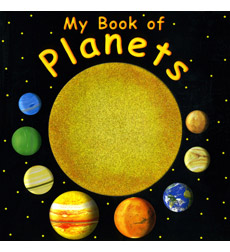 My Book of Planets
