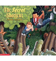 The Secret Shortcut 9780439110914