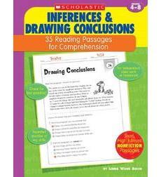 35 Reading Passages for Comprehension: Inferences & Drawing Conclusions