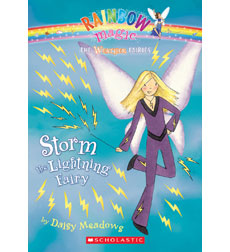 Rainbow Magic—The Weather Fairies: Storm the Lightning Fairy