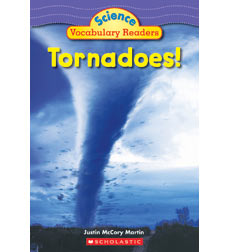 Science Vocabulary Readers: Tornadoes!