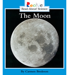 Rookie Read-About Science-Space Science: The Moon