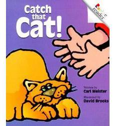 Rookie Reader®—Level A: Catch that Cat!