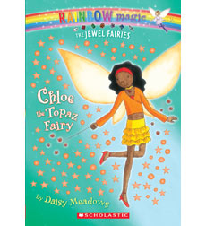 Rainbow Magic-The Jewel Fairies: Chloe the Topaz Fairy