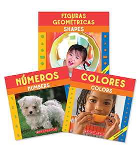 Young Concepts Bilingual Board Books