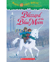 Magic Tree House: #36 Blizzard of the Blue Moon