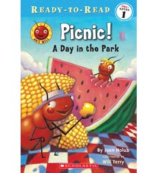 Ant Hill: Picnic! A Day in the Park
