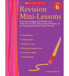 Revision Mini-Lessons: Grade 6