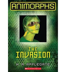 Animorphs: #1 The Invasion