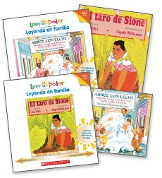 Read & Rise Books and Fun Cards - PLUS Ages 2-5 (Spanish)