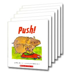 Guided Reading Set: Level C - Push