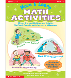 Move & Learn Math Activities