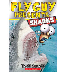 Fly Guy Presents: Sharks