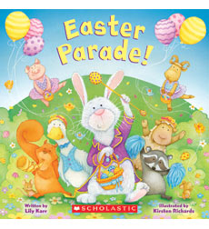 Easter Parade 9780545564014