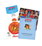 Scholastic R.E.A.L. 7 Month Student Package - Grade PreK
