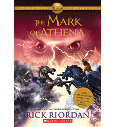 The Heroes of Olympus: The Mark of Athena