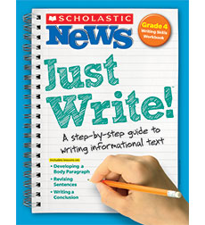 Scholastic News Just Write