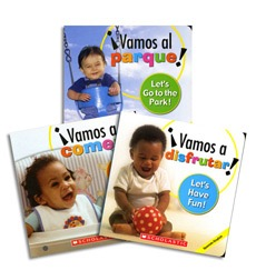 Spanish Bilingual PreK-1 Library