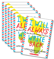Guided Reading Set: Level Y - I Will Always Write Back