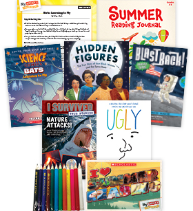 My Books Summer Grade 5 Nonfiction Pack