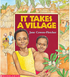 It Takes a Village - Read-Aloud Book Pack
